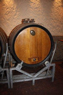 58 Weinfass/Wine barrel