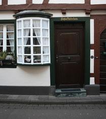 14 Tür in Ahrweiler/Door in Ahrweiler