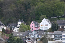 91 Pinkes Haus in Remagen/Pink house in Remagen