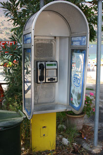 18 Telefonzelle/Phone box