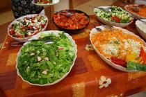 2 Das Essen in Hotels in Griechenland/The food in hotels in Greece