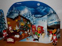 15 Playmobil Weihnachtslandschaft/Playmobil Christmas landscape