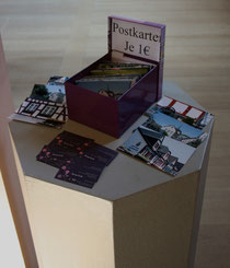 3 Postkarten/Postcards