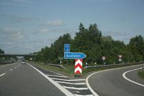 43 Ausfahrt/Exit