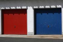 40 Garagen/Garages