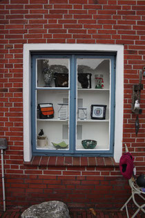 25 Fenster eines Hauses/Window of a house