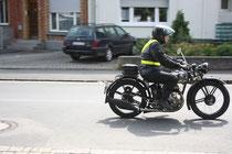 23 Motorradfahrer/Biker