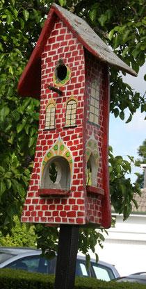 43 Vogelhaus/Birdhouse