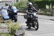 20 Motorradtrupp/Motorbike sqaud