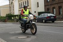 49 Motorradfahrer/Biker