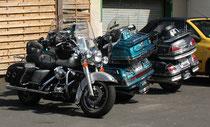 89 Motorräder/Bikes