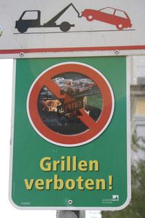 17 Grillen vervoten/Grilling prohibited