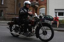 45 Motorradfahrer/Biker