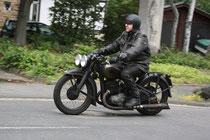 1 Motorradfahrer/Biker