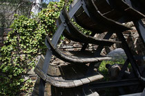 34 Wasserrad/Water wheel