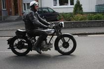 15 Motorradfahrer/Biker