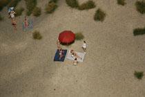 11 Strände/Beach