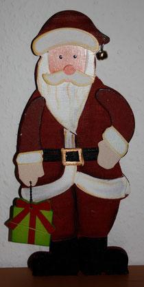 25 Weihnachtsmann/Santa