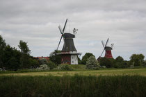 118 Zwillingsmühlen/Twin mills