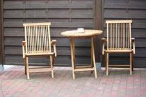 117 Gartenmöbel/Garden furnitures