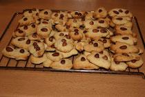 5 Plätzchen/Cookies