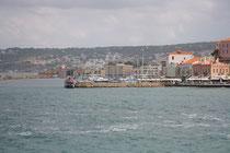 54 Venezianischer Hafen von Kreta/Venetian habor Crete