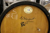 109 Weinfass/Wine barrel