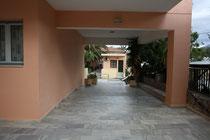 61  Ein Flur in Georgioupolis/A corridor in Georgioupolis