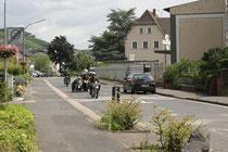 4 Motorradtrupp/Motorbikes squad