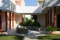 16 Hotelanlage auf Kreta/Hotel facilities in Crete