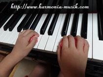ピアノ指導☆手のフォーム
