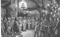 Deutsch-französischer Krieg, Weihnachten 1870