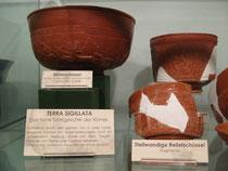 Fundstücke aus der Römersiedlung