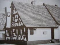 Heimatstube Ecke Wagbach- / Lerchenstraße