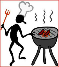 Grillen im Urlaub - Barbecue during your holidays