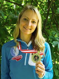 Die neue Halbmarathon Staatsmeisterin