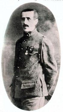 Pere Teilhard de Chardin, 1918