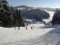 Skilift Wegscheid