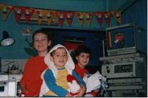 Das Kinderkrankenhaus Budimex behandelt vor allem Waisenkinder.