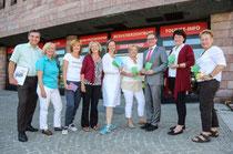 Stadtführungen Dortmund als Verstanlter von Stadtführungen, Stadtrundgängen, Stadtrundfahrten mit anderen Gästeführern, Udo Mager und DORTMUNDtourismus