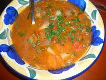 特性野菜スープ