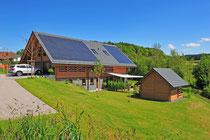 Solaranlage EFH in Etzelkofen