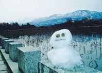 No.30994 雪だるま 金子 詩歩(上越市)