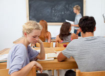 centros escolares riesgos