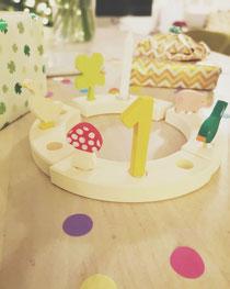 Happy First Birthday 💙