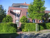 Gebäude Eschenplatz 2, in dem sich das Büro Oldenburg befindet