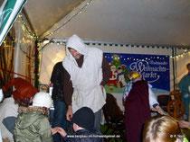 11.12.2011 – Rathaus-Advents-Kalender in Neustadt / Sachsen
