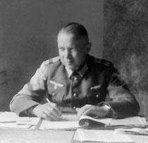 Der Autor dieses Buches, Major i.G. Hellmuth Frey