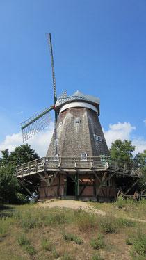 Mühle in Röbel - jetzt Museum