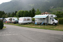 Campingplatz in Naturns